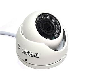 Антивандальная AHD камера TRIANGL TR-524